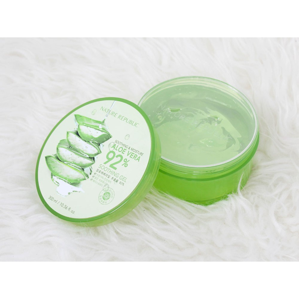 Ori Bpom The Saem Jeju Fresh Aloe Vera Soothing Gel Original Beauty Korea Dan Shopee Indonesia