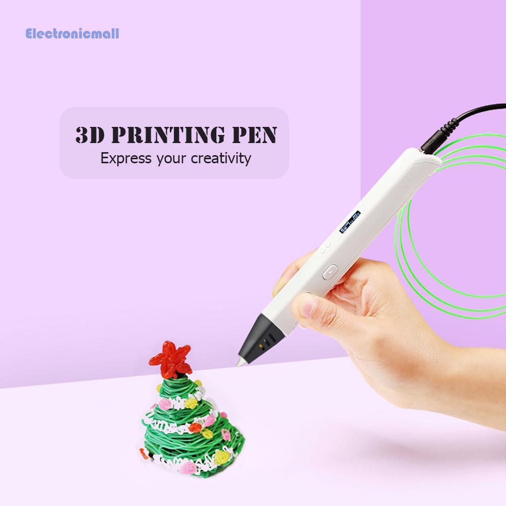 Rp800A Pen Printer 3d Diy Dengan Layar Oled