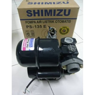 Pompa Air Shimizu Sumur Dangkal 125watt Ps 116 Bit Shopee Indonesia
