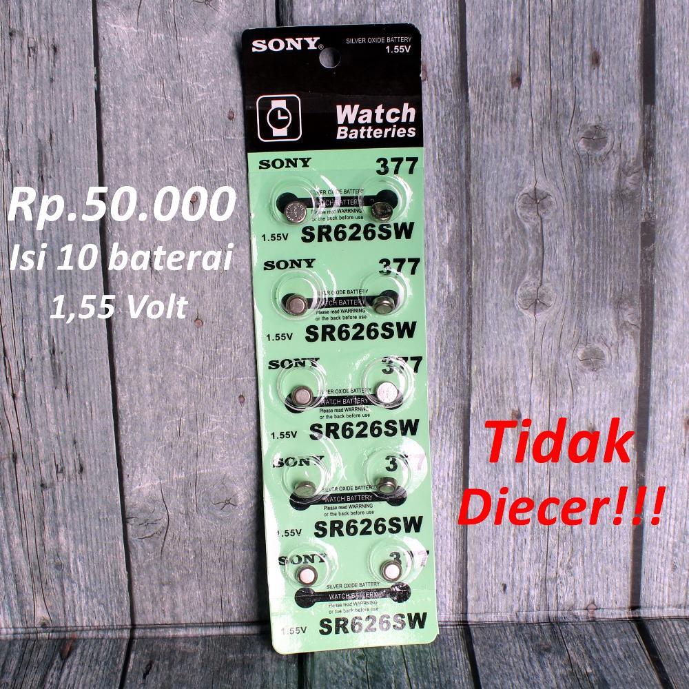 Baterai Sony 379 Sr521sw Original Japan Battery Jam Tangan Shopee 395 399 Sr927sw Sr 927 Sw Batre Batrei Kancing Indonesia