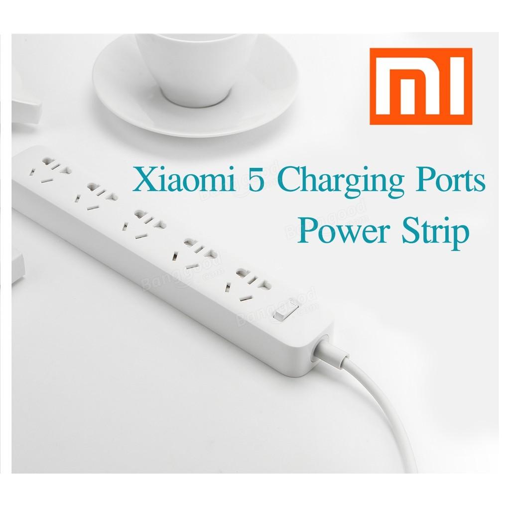 Charger Xiaomi Original With 5 Fast Charging Ports Shopee Indonesia Cysk10 2a