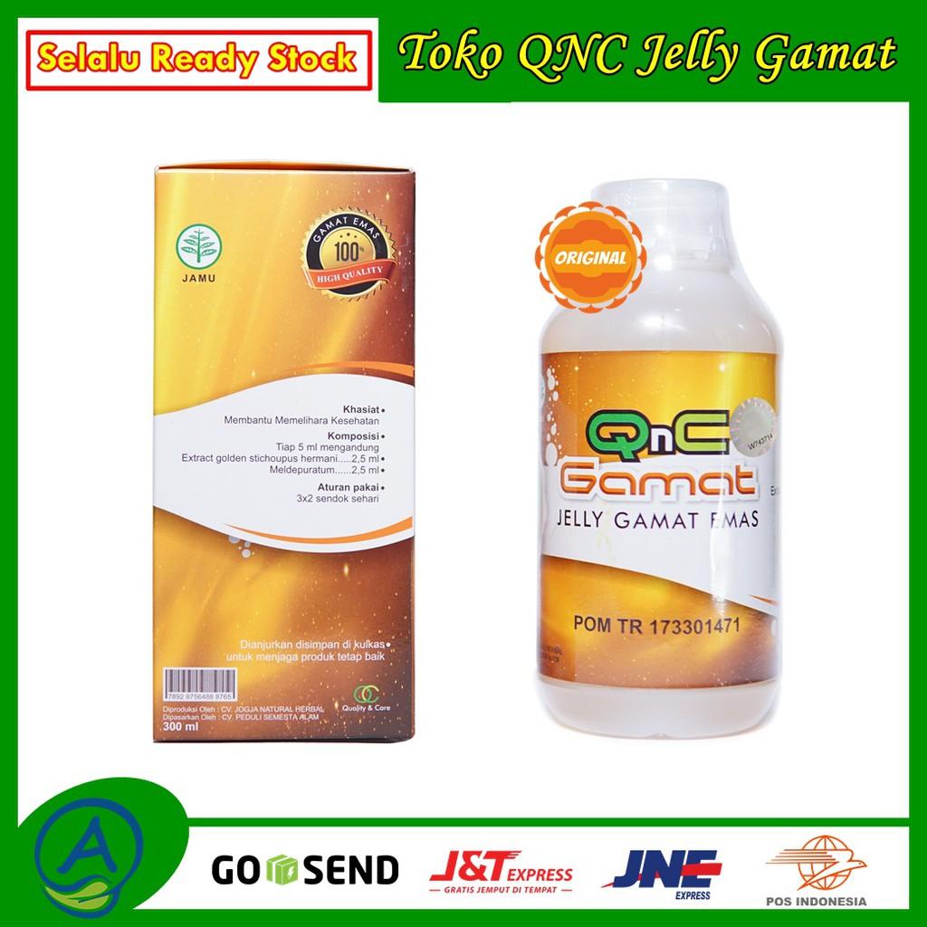 Gng Jelly Gamat Plus Gabus 320 Ml Shopee Indonesia
