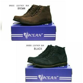 Drackor ] Sepatu Boot Safety Tracking Adventure Casual Kerja Lapangan. Source ·