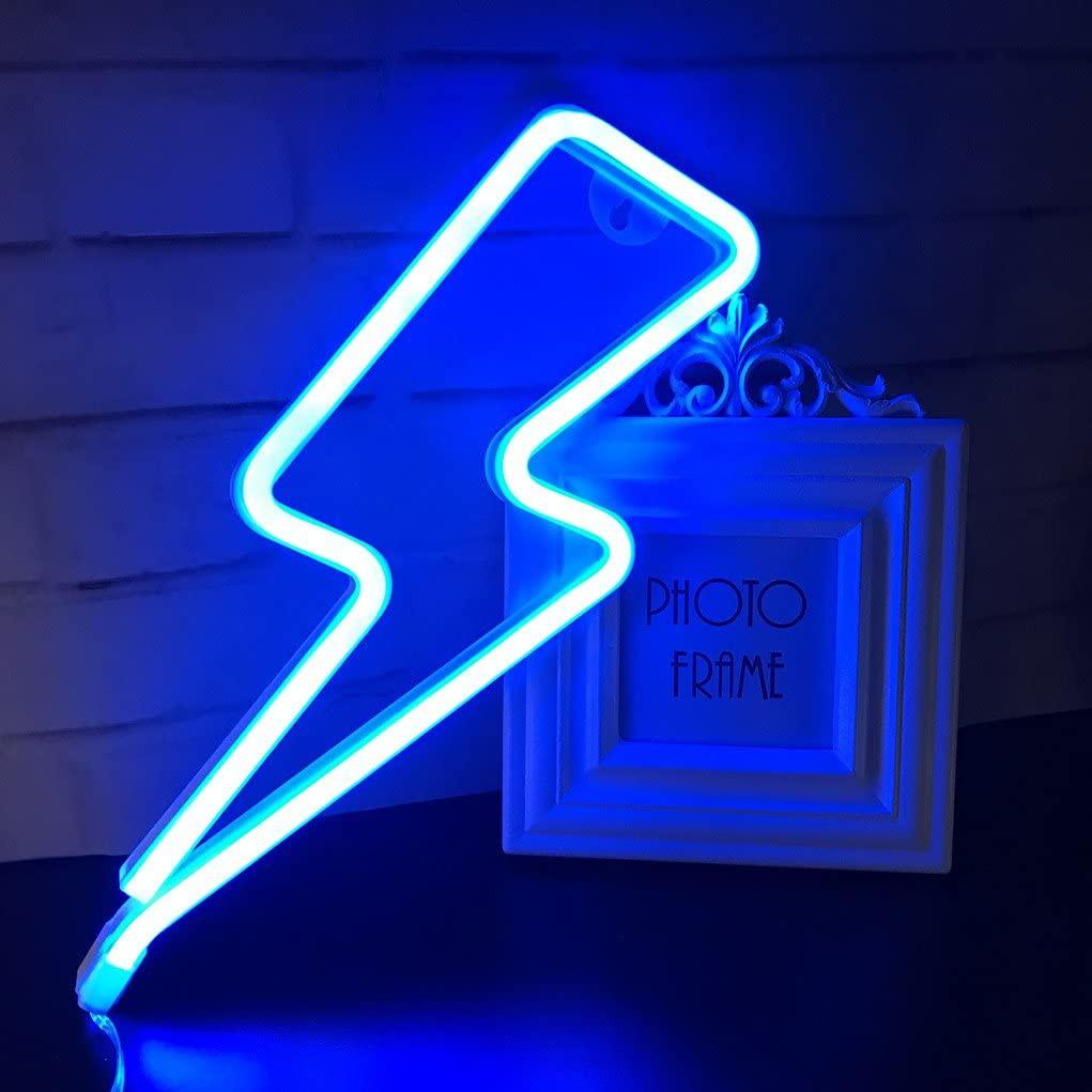 Neon Light Led Sign Shaped Decor Light Wall Decor For Christmas Birthday Party Kids Room Living Room Decor Shopee Indonesia