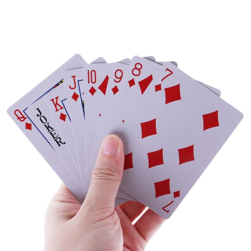 Kartu Poker Untuk Trik Sulap Shopee Indonesia