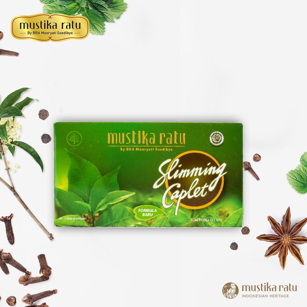Mustika Ratu Slimming Tea Kaplet 30 Shopee Indonesia Perawatan Wanita 28