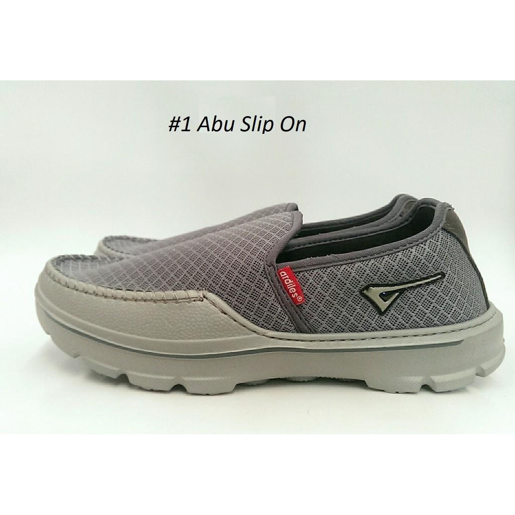 Sepatu Ardiles Blight Pria Kerja Casual Men Kolyma Running Shoes Hitam 43 Shopee Indonesia