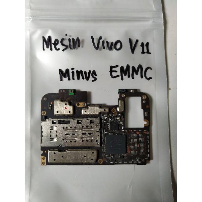 MESIN VIVO V11 MATI TOTAL MINUS IC EMMC