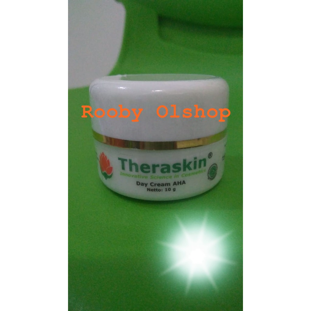Up To 10 Discount Rooby Olshop Theraskin Aha Cleanser Day Cream