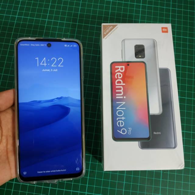 Xiaomi Redmi Note 9 Pro Second Like New Shopee Indonesia