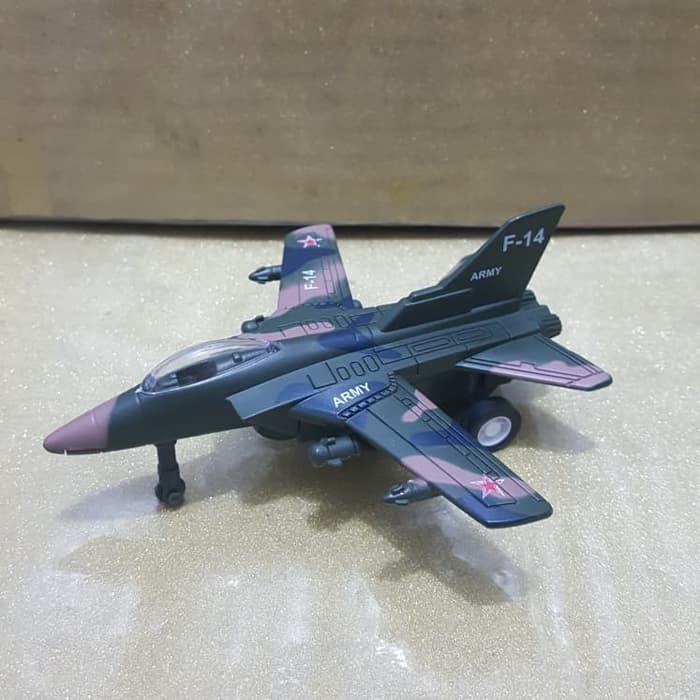 100 F-14 Tomcat Model Aircraft Hunting Diecast Toy Child 1