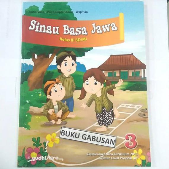 Buku Bahasa Jawa Kelas 1 Sd Guru Ilmu Sosial