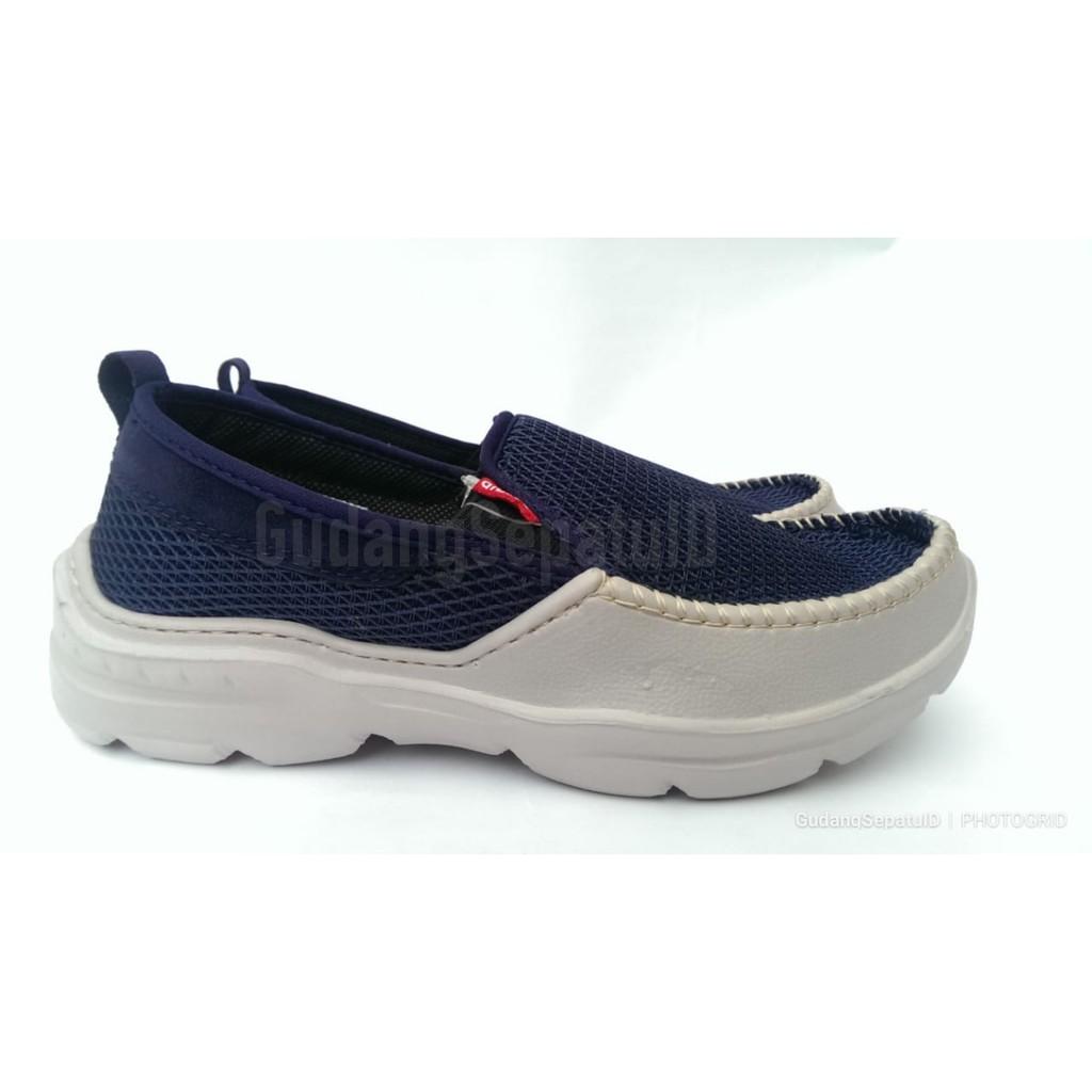 Ardiles Kimo Sepatu Selop Pria Casual Ringan Sepatu Pria Slip On Santai Kerja