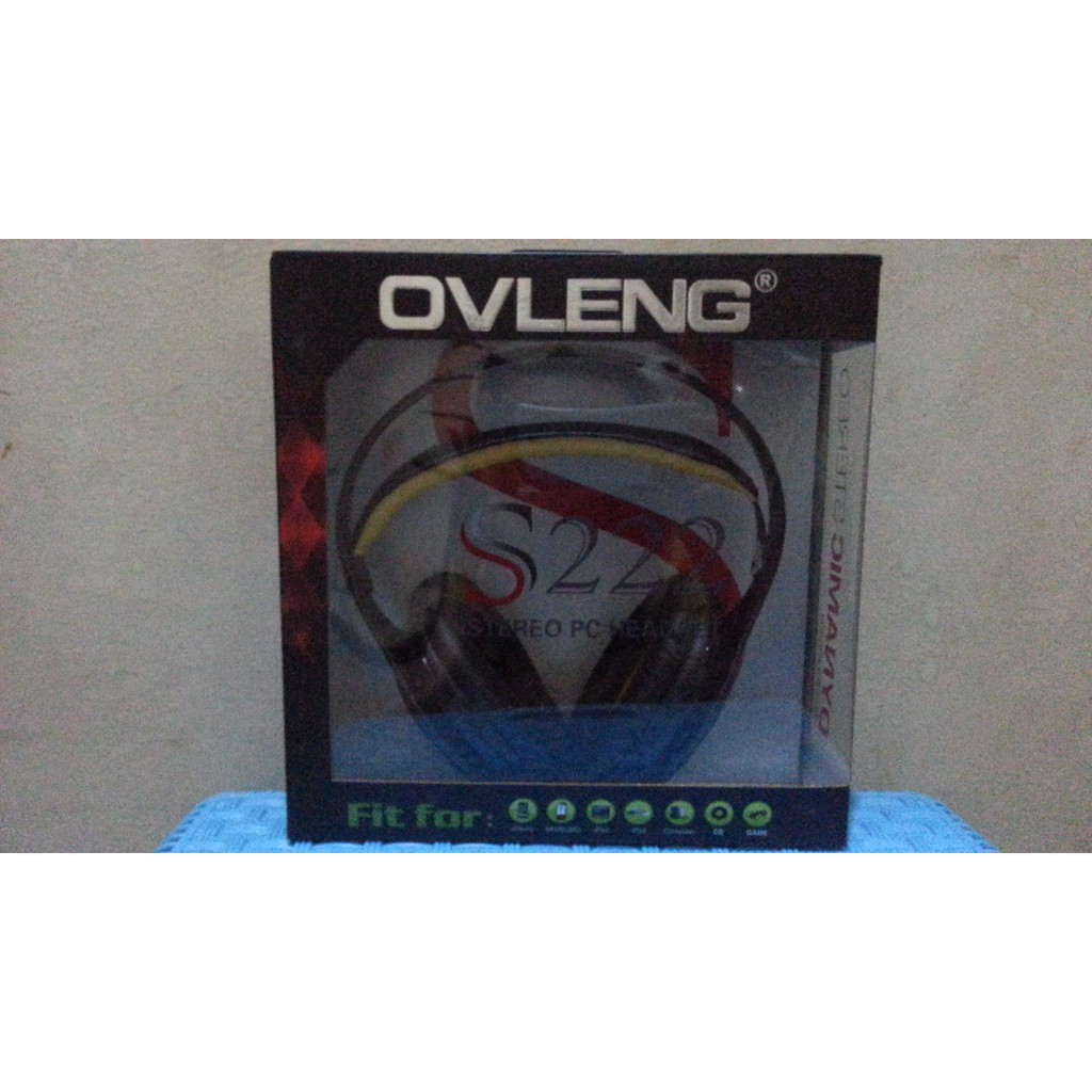Headset Gaming Warwolf Type R1 Shopee Indonesia Mouse Macro Q8