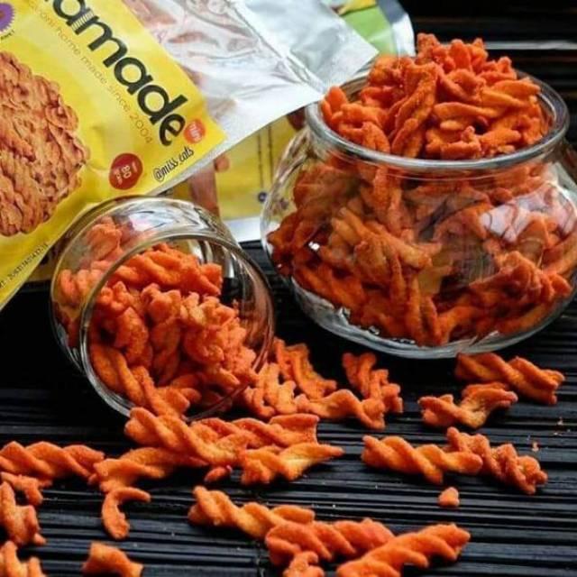 Macaroni Homemade 160 Gram Mamade Makaroni Shopee Indonesia