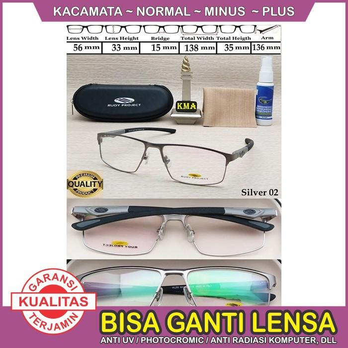 KACAMATA RUDY PR0JECT - T Lock Premium - IR4607 - Kacamata Baca ... 8654a49d26