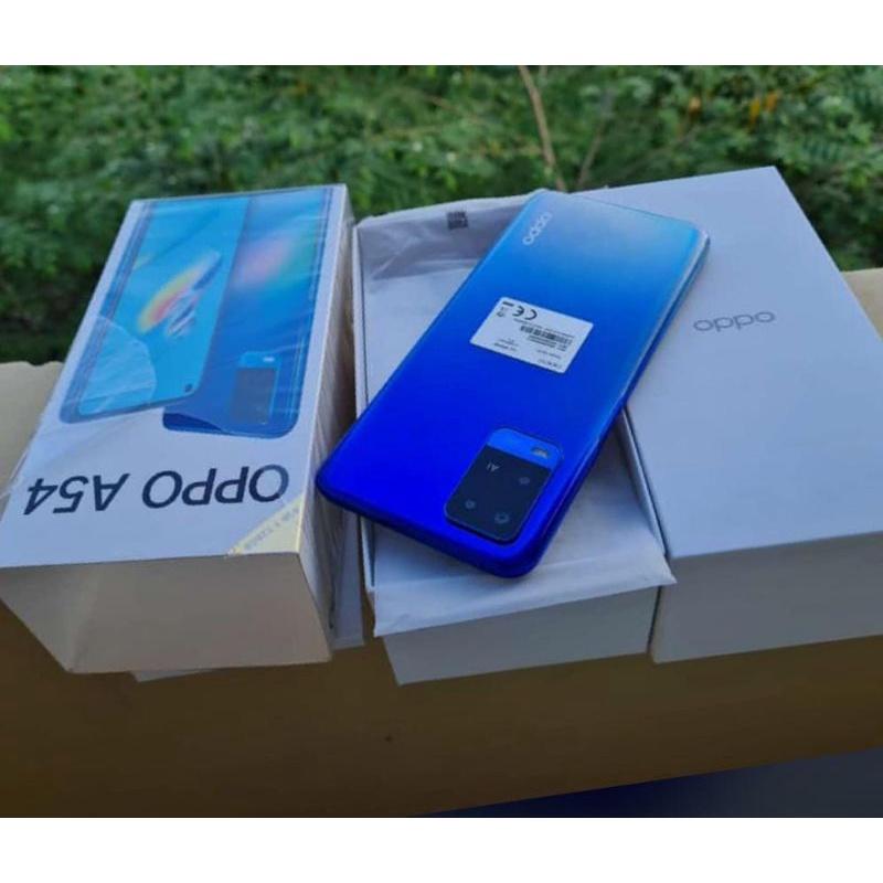 Oppo A54 RAM 4GB ROM 128GB Second like news