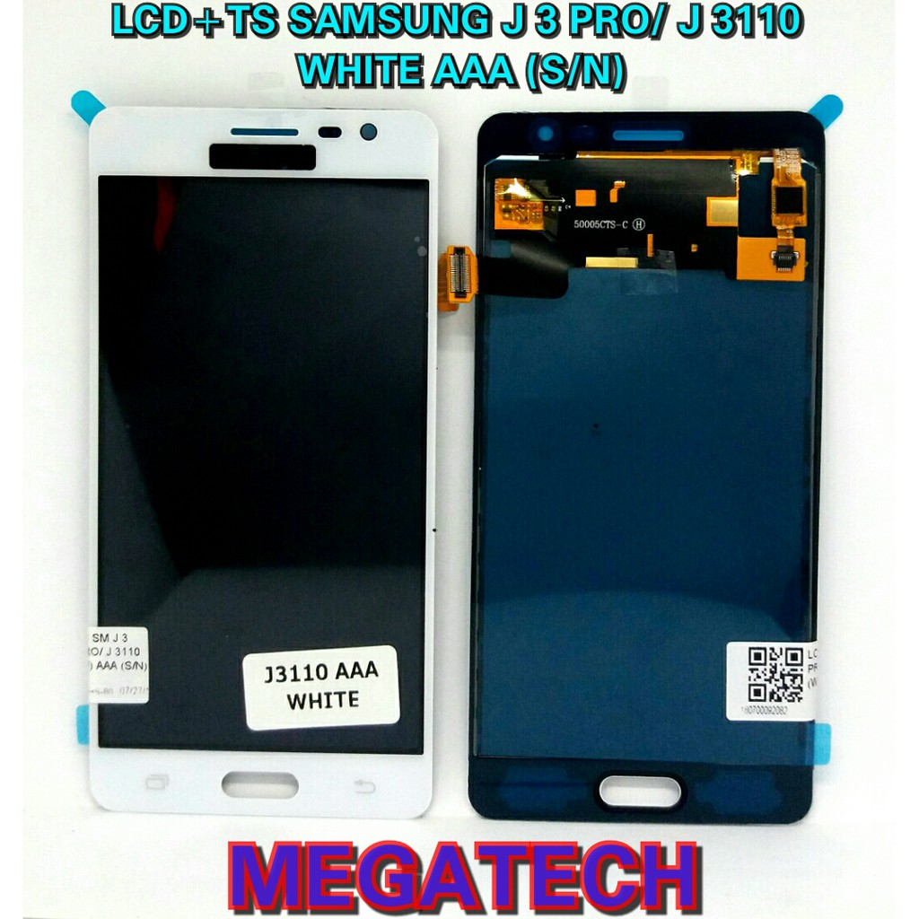 Lcd Samsung J3110 Aa Touchscreen Galaxy J3 Pro Shopee Indonesia 2016 J320
