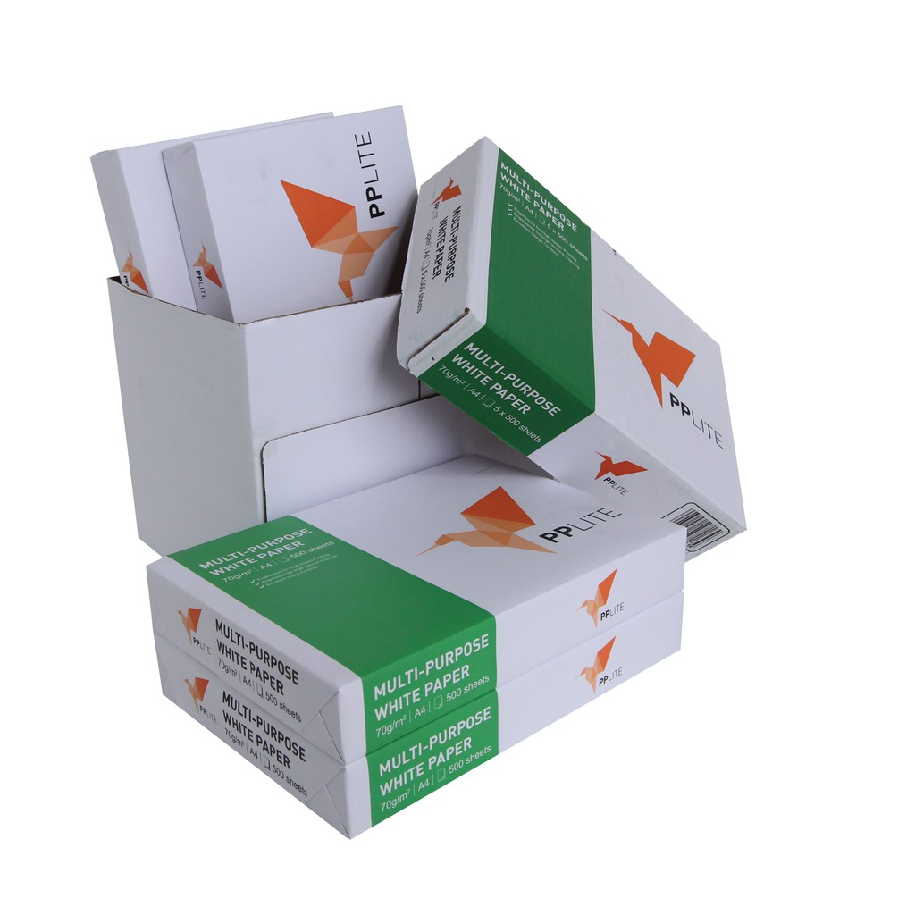 Fc Paperone A4 80 Gram All Purpose Shopee Indonesia Paper One Hvs Gsm 1 Ream