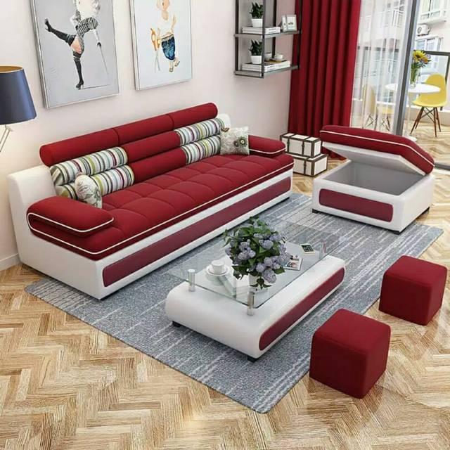 Sofa Cantik Untuk Ruang Tamu