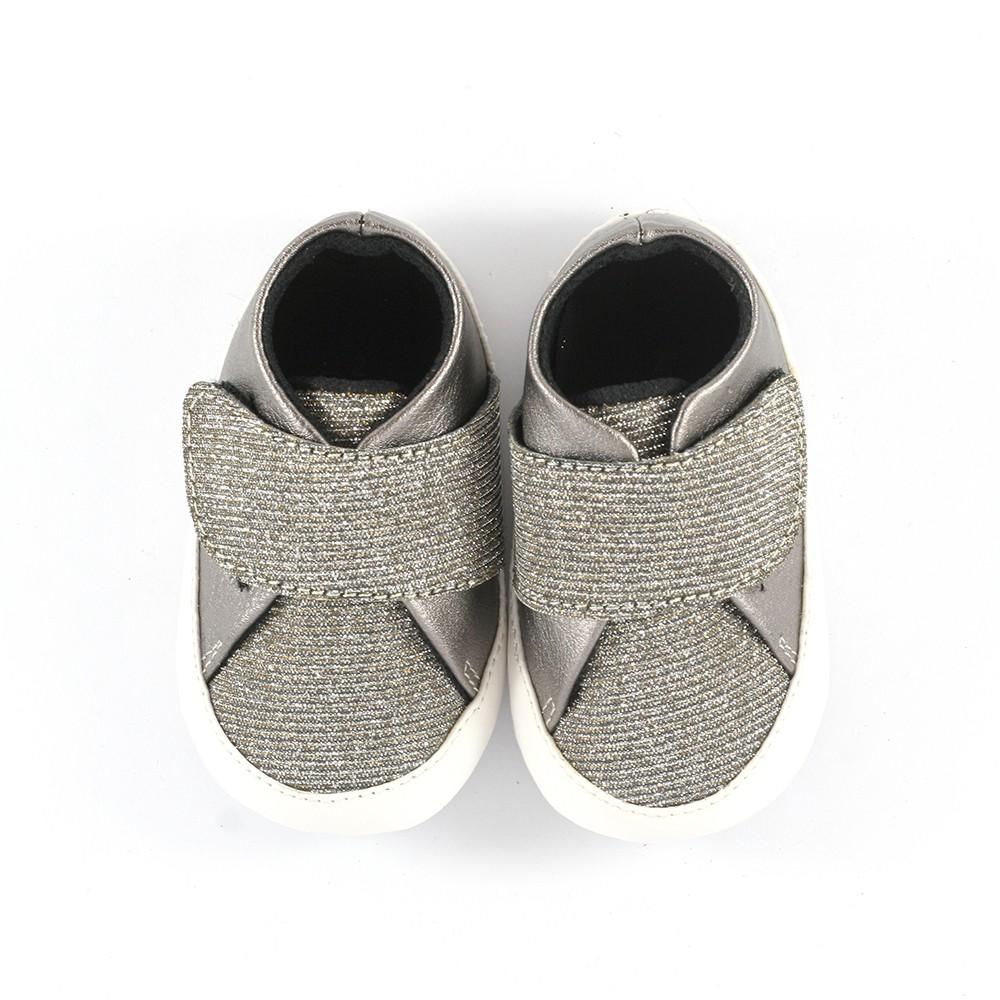 Prewalker Sepatu Bayi Tamagoo Peter Series Baby Shoes Murah Perempuan Gwen Grey Prew 9 12 Bulan Branded Shopee Indonesia