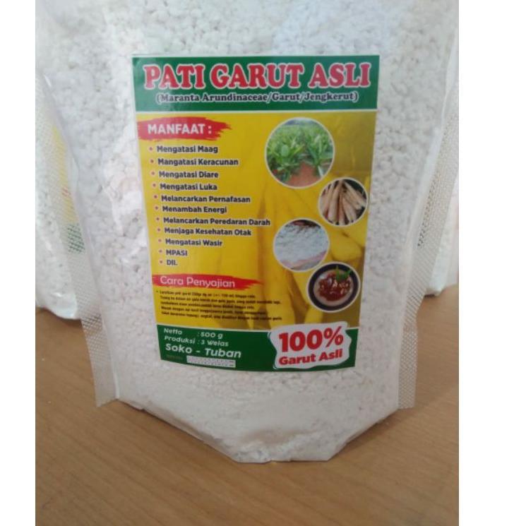 Harga special Asli Pati Garut, Umbi Garut, obat asam lambung maag gerd H81Y01 sale