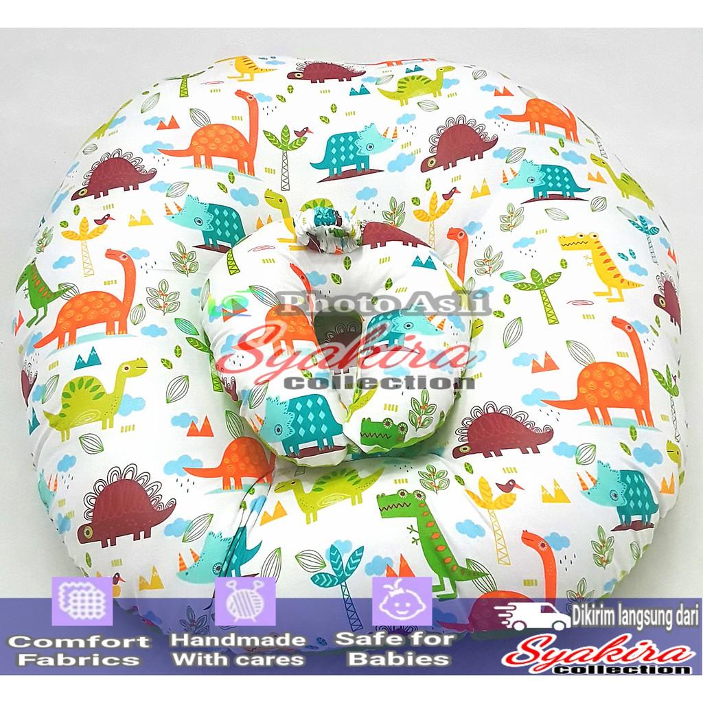 Sofa Bayi Newborn Baby Lounge Free Bantal Dot random ...
