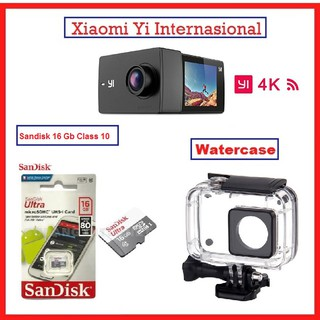 Penjualan (14 in 1) Paket Lengkap Xiaomi Yi 4K Discovery Internasional Baru Segel Bergaransi terbaik murah - only 1.239.000Rp