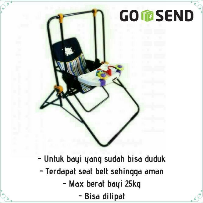 Pliko Swing 202 Baby Swing Pliko PK-202 Ayunan Bayi Pliko | Shopee Indonesia