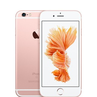 Apple iPhone 6s plus 64GB RoseGold / Free Tempered Glass