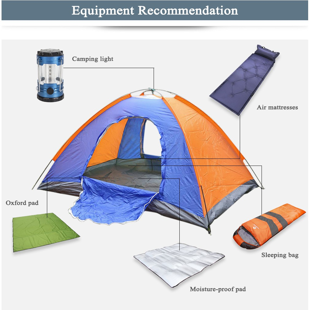 Great Oudoor Monodome Pro 2 Orang Gt8187 Tenda Camping Kokoh Best Outdoor Dome Source Cleye Kemah Luar Ruangan