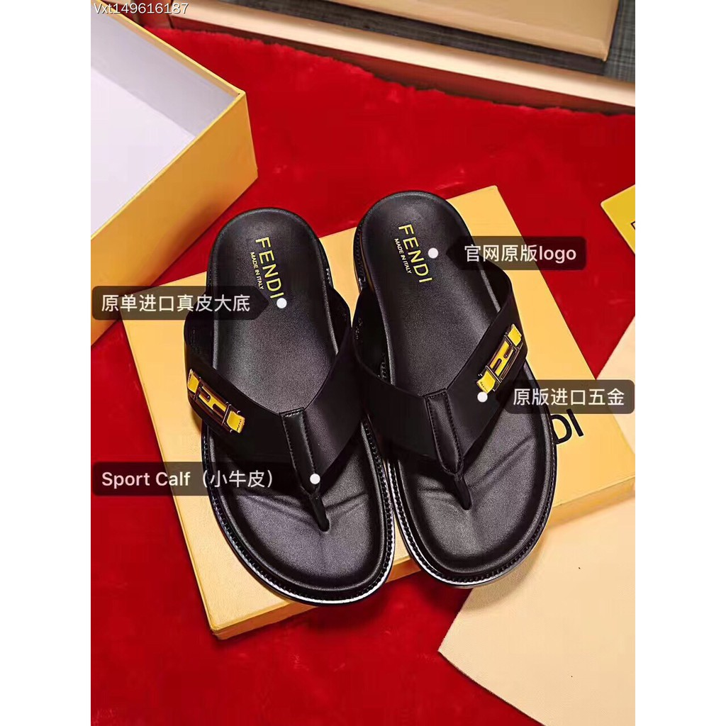 Sepatu Versace Summer Slipper Pria Wanita Sendal Kasual Black Flip Sandal Catenzo Outdoor Full Flop Shopee Indonesia