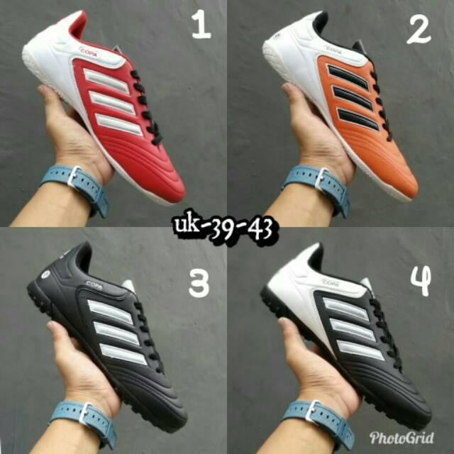 Sepatu Bola Adidas Copa Hitam Merah Adidas Dybala Shopee Indonesia