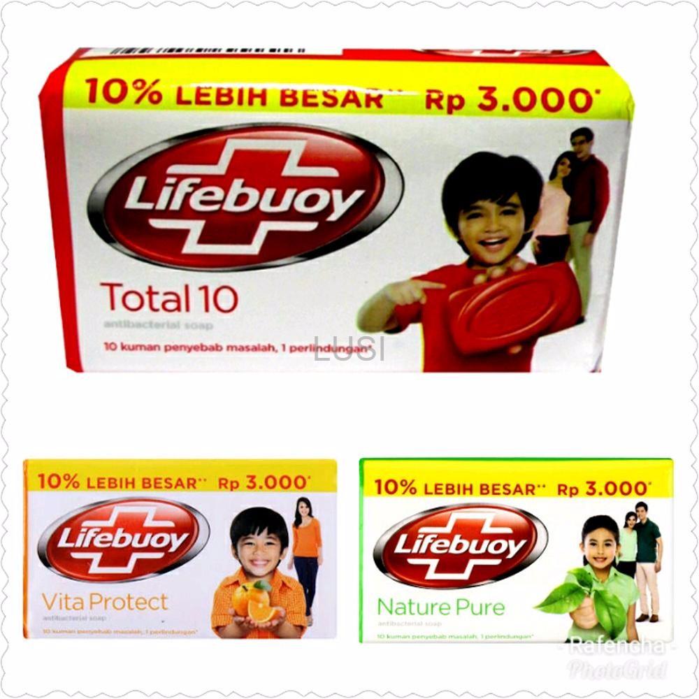 Sabun Mandi Lifebuoy 900 Ml Shopee Indonesia Lifebouy 900ml