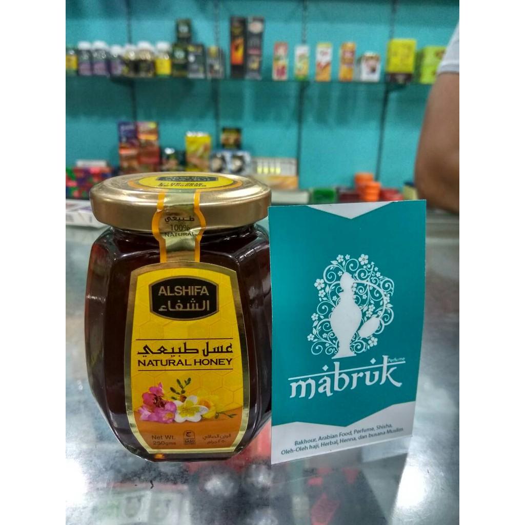 Madu Al Shifa 500gr Alshifa Honey Arab Original 500 Gr Kental Grosir Natural 1 Kg Kawat Shopee Indonesia