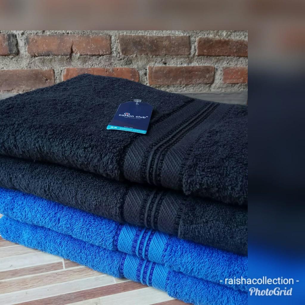 Raishacollection Handuk Terry Palmer Eternal Jumbo Grb Label Tidak Travel 50x100 Cm Hijau Lengkap Shopee Indonesia