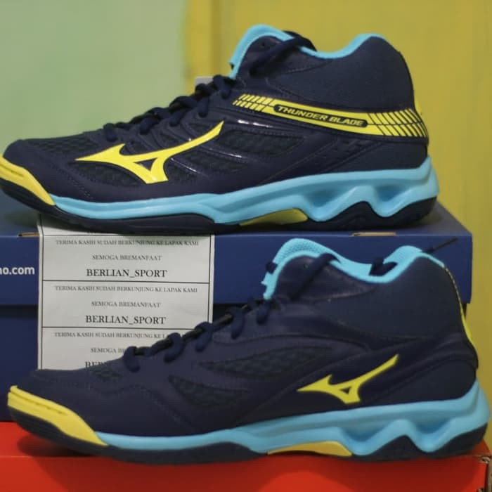 Sepatu Voli Volly Volley Asics Tiger (G-Force) Mizuno Mitzuda - 1 ... 263b978d28