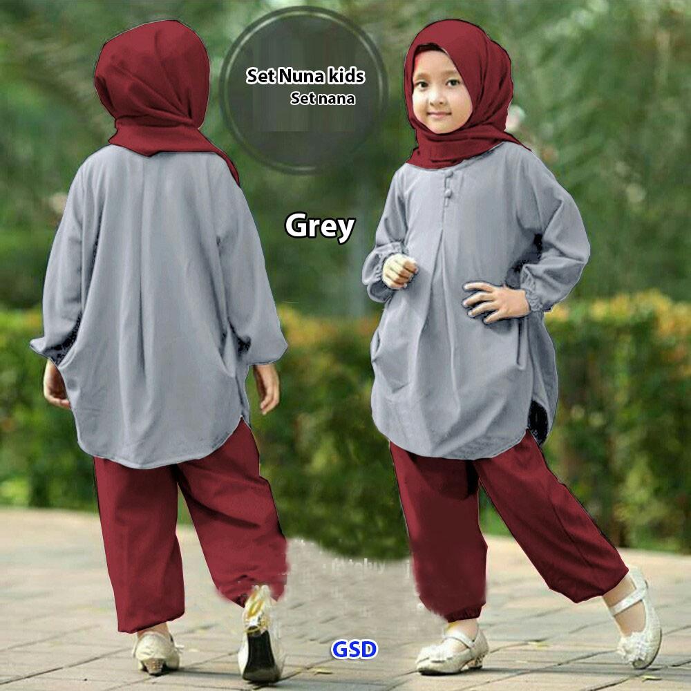 Gsd Fashion Baju Muslim Wanita Set Levi Pink Daftar Harga Terbaru Kekinian Dress Sauqina M Sw Rayon Dapatkan
