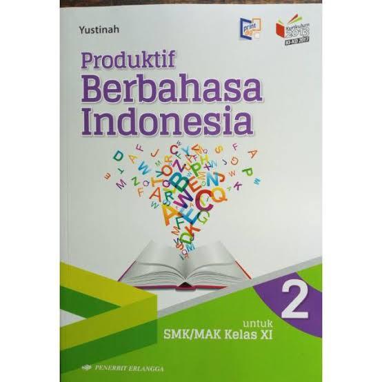 Download Buku Produktif Berbahasa Indonesia Kelas 10 Guru Galeri