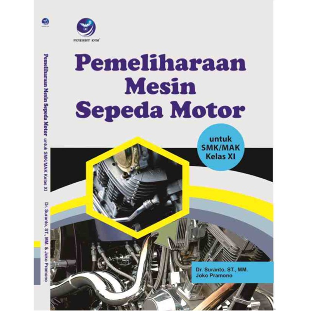 Pemeliharaan Mesin Sepeda Motor Smk Kelas Xi Shopee Indonesia