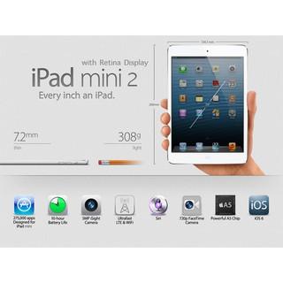 Apple Ipad Mini 4 Wifi Cell Gold 16gb Ram 2gb Camera 8mp Garansi 2 Source · IPad Mini 2 32GB Cellular WiFi suka 1