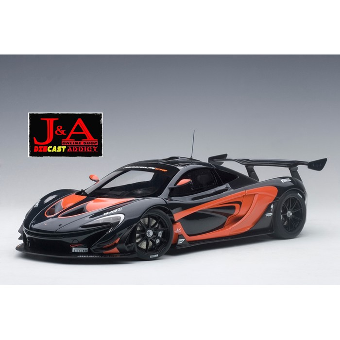 Supercars Gallery: Autoart Mclaren P1