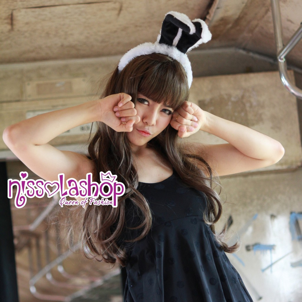 Bando Kelinci Bandana Rabbit Headband Dewasa Dan Anak Import Impor 29 Shopee Indonesia