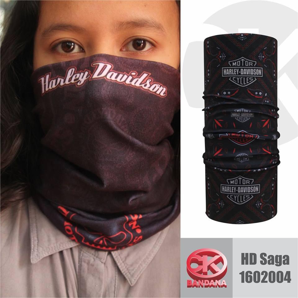 CK Bandana 1412005 Masker Multifungsi Motif Harley Skull. Source · Buff Masker .