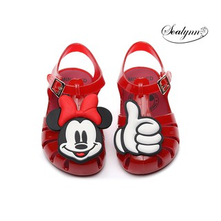 Sealynn Sepatu Anak Perempuan Fashion Bayi Lucu Princess