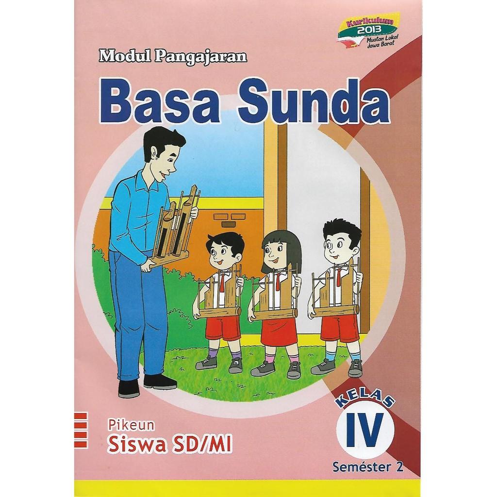Buku Lks Bahasa Sunda Kelas 4 Sd Mi Semester 2 Kurikulum 2013 Shopee Indonesia