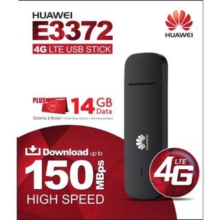 Huawei E3372 Airtel & Vodafone ( E3372h-607 ) Best Version Bisa Smartfren  Tsel Isat Tri XL Axis Bolt