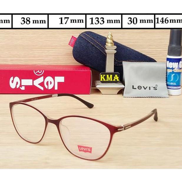 kacamata levis - Temukan Harga dan Penawaran Kacamata Online Terbaik -  Aksesoris Fashion Februari 2019  1c37754a0b