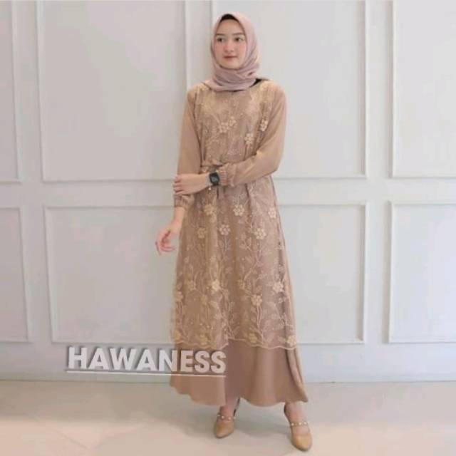 Harga Gamis Brokat Terbaik Maret 2021 Shopee Indonesia