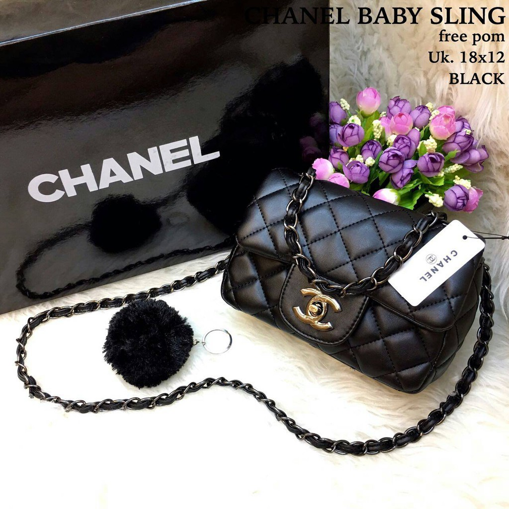 b681bd065c30 TAS CHANEL BABY / CHANEL BABY MAXI / CHANEL BABY | Shopee Indonesia